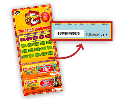 The price is right scratchie