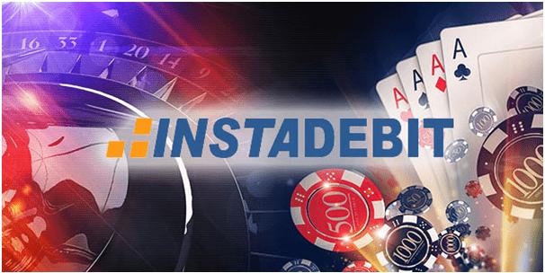 Instadebit Canadian mobile casino deposits