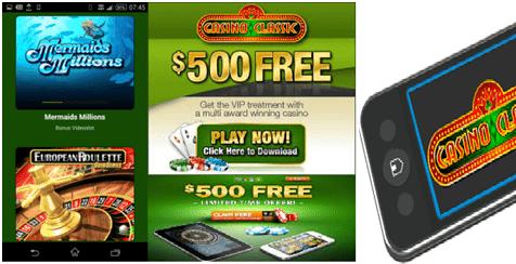 Mobile Classic Casino