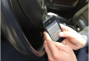 New laws and penalities on using mobile while driving