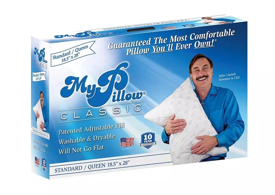 mypillow pillow reviews you can