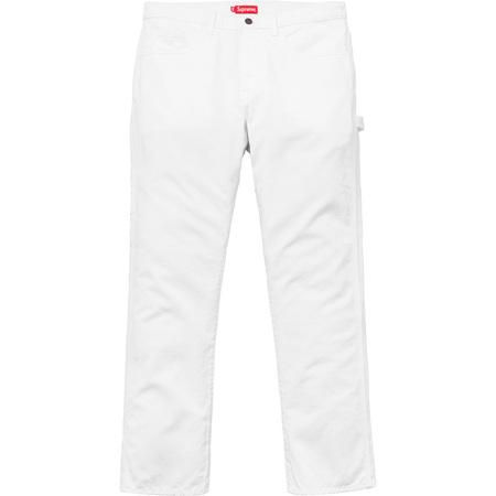 Painters Pant (White)