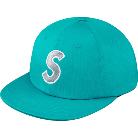 3M® Reflective S Logo 6-Panel (Teal)