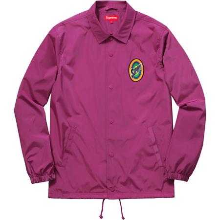 Spin Coaches Jacket (Light Purple)