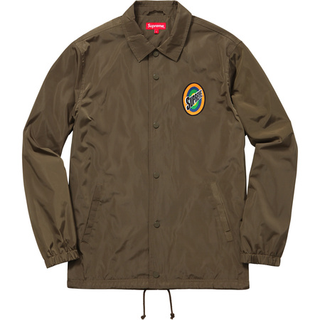 Spin Coaches Jacket (Olive)