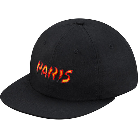 Paris 6-Panel (Black)