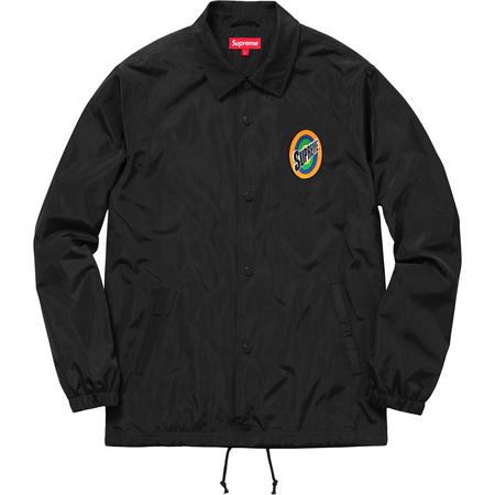 Spin Coaches Jacket (Black)