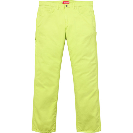 Painters Pant (Bright Green)