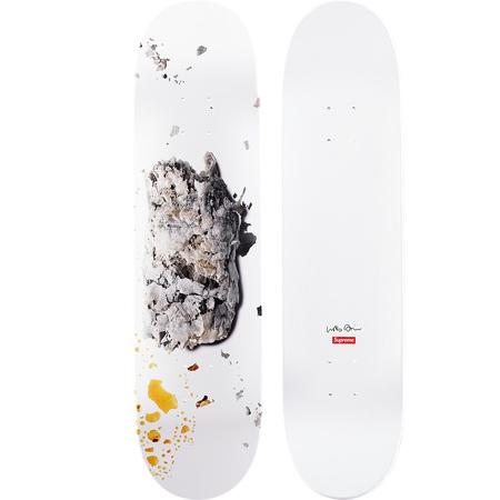 Urs Fischer Skateboard (Baked)