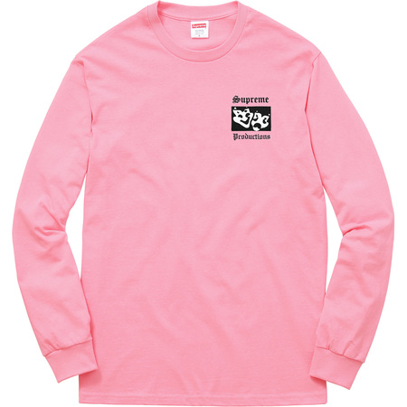 Productions L/S Tee (Pink)