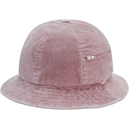Cord Zip Bell Hat (Light Purple)