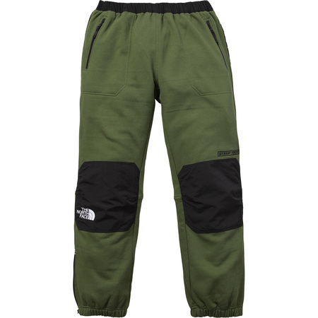 Supreme®/The North Face® Steep Tech Sweatpant (Olive)