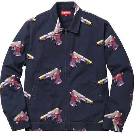 Mendini Work Jacket (Navy)