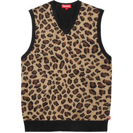 Leopard Vest (Leopard)