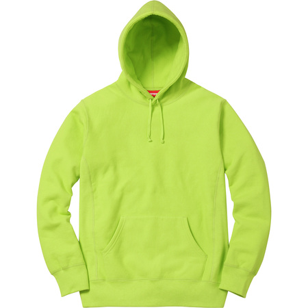 Mendini Gun Hooded Sweatshirt (Lime Green)
