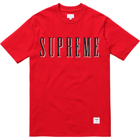 Sports Tee (Red)