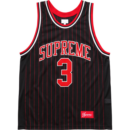 Crossover Basketball Jersey (Black)