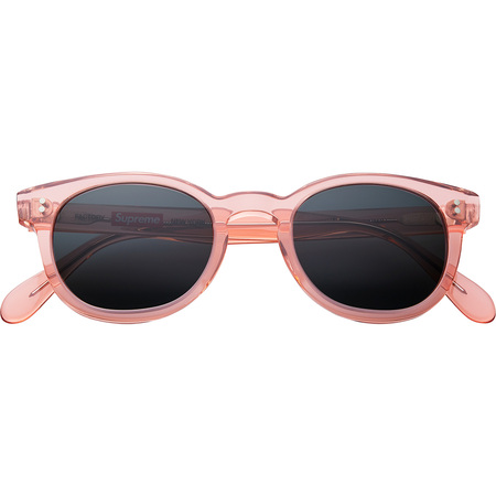 Factory Sunglasses (Clear Pink)