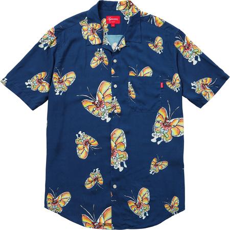 Gonz Butterfly Shirt (Navy)
