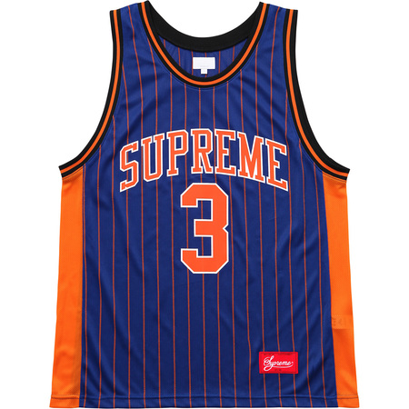 Crossover Basketball Jersey (Royal)