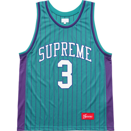 Crossover Basketball Jersey (Teal)
