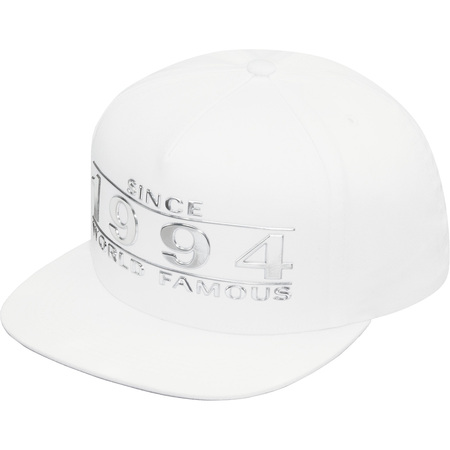 Way Back 5-Panel (White)