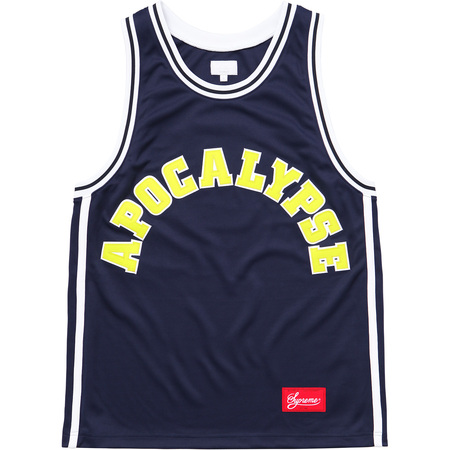 Apocalypse Basketball Jersey (Navy)