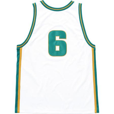 Apocalypse Basketball Jersey (White)
