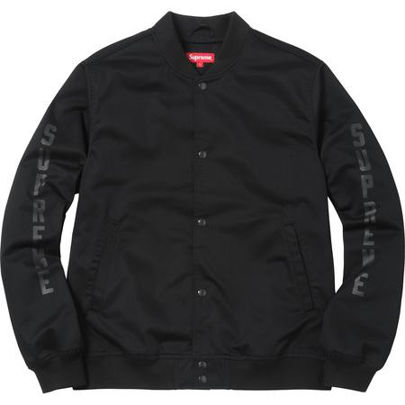 Supreme®/ANTIHERO® Bomber Jacket (Black)