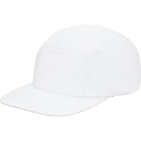 Taped Seam Camp Cap (White)