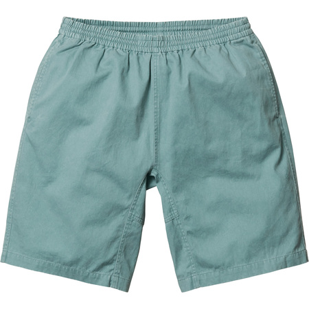 Washed Twill Short (Green)