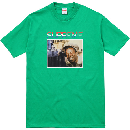 Supreme®/Barrington Levy & Jah Life Englishman Tee (Emerald Green)