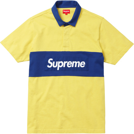 S/S Rugby (Yellow)