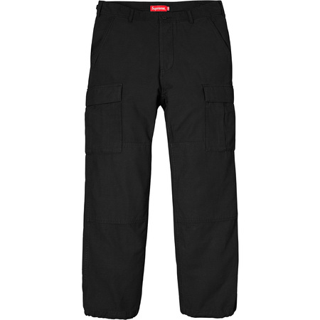 Cargo Pant (Black)