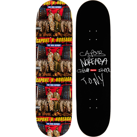 The War Report Skateboard (8.625