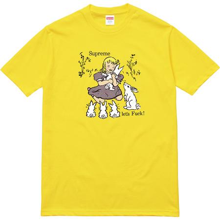 Let's Fuck Tee (Yellow)