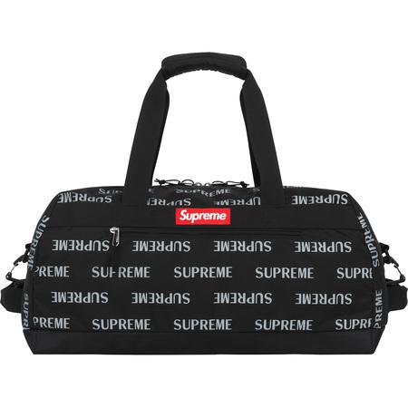 3M® Reflective Repeat Duffle Bag (Black)