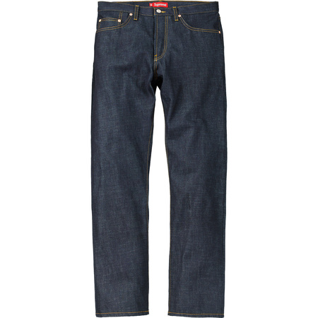 Rigid Slim Jeans (Indigo)