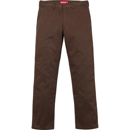 Work Pant (Brown)
