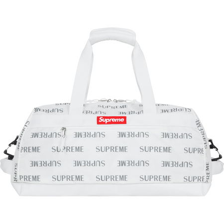 3M® Reflective Repeat Duffle Bag (White)