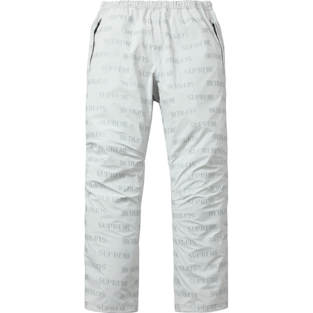 3M® Reflective Repeat Taped Seam Pant (White)