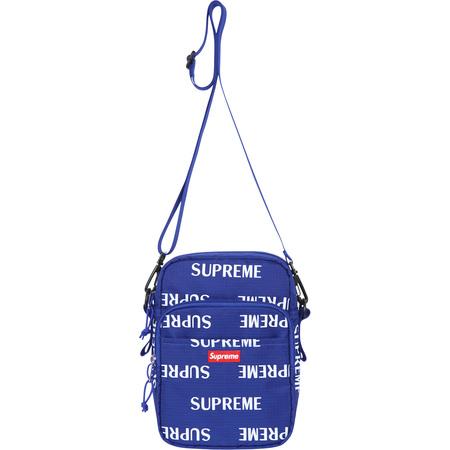 3M® Reflective Repeat Shoulder Bag (Royal)