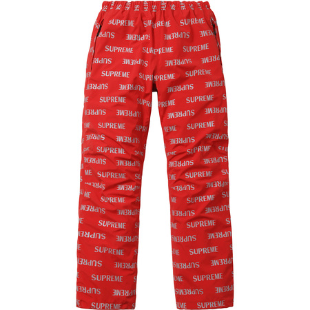3M® Reflective Repeat Taped Seam Pant (Red)
