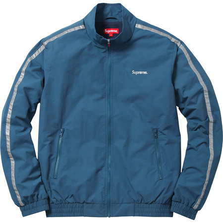 3M® Reflective Stripe Track Jacket (Teal)