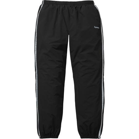 3M® Reflective Stripe Track Pant (Black)