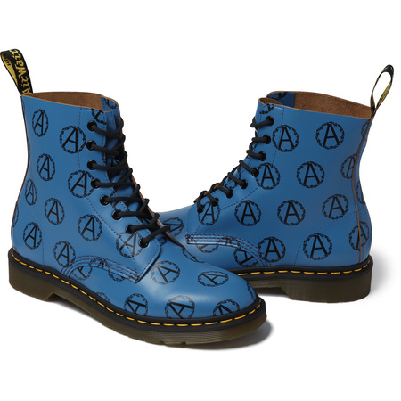Supreme®/UNDERCOVER/Dr. Martens® Anarchy 8-Eye Boot (Royal)