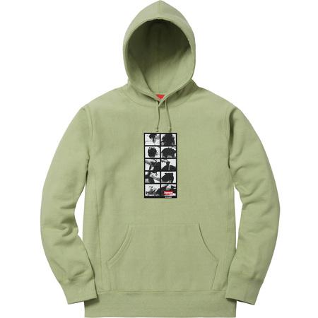 Sumo Hooded Sweatshirt (Sage)