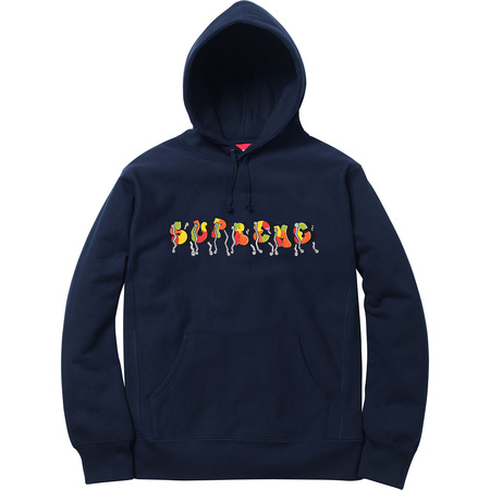 Blade Whole Car Hooded Sweatshirt (Navy)