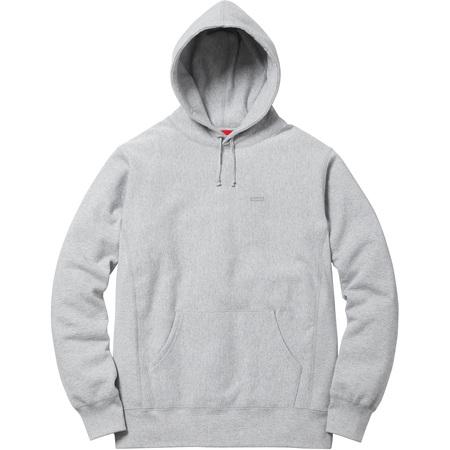 3M® Reflective Logo Hooded Sweatshirt (Heather Grey)