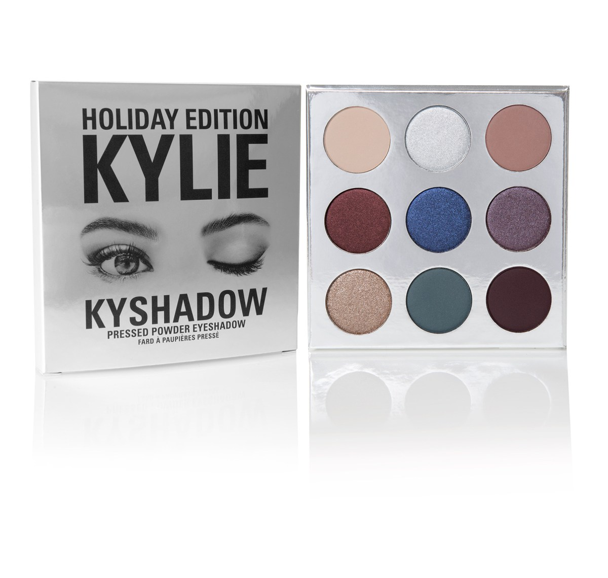 Holiday Palette | Kyshadow